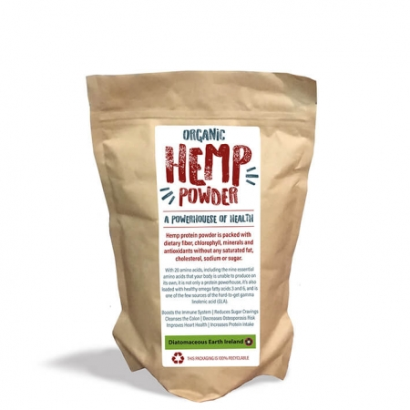 hemp-powder