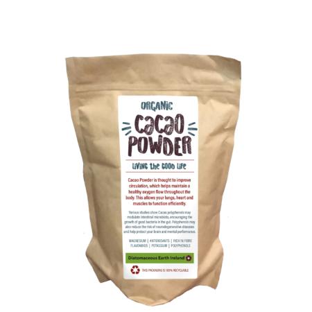 Cacao Powder bag